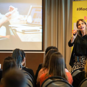 Workshop para Mall Tres Cruces - Montevideo 2019